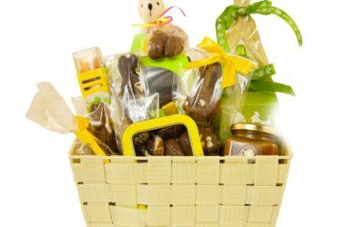 Panier-goûter de Pâques du 31 mars 2021